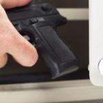 Sichere Waffenaufbewahrung Zuhause